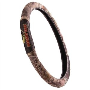 Image of Steering Wheel Cover, Camouflage, 2-Grip