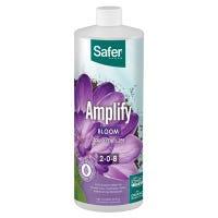 Amplify Hydroponic Liquid Plant Fertilizer, 2-0-8 Formula, 32-oz. Concentrate