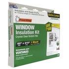 Outdoor Window Film Insulation Kit, 62 x 210-In.