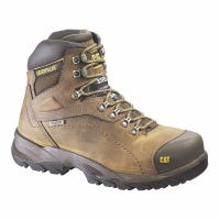 Men's Diagnostic Steel-Toe Leather Boot, Wide, Size 13