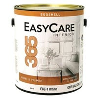 365 Interior Latex Wall Paint & Primer In One, Eggshell, Tintable White, Gallon