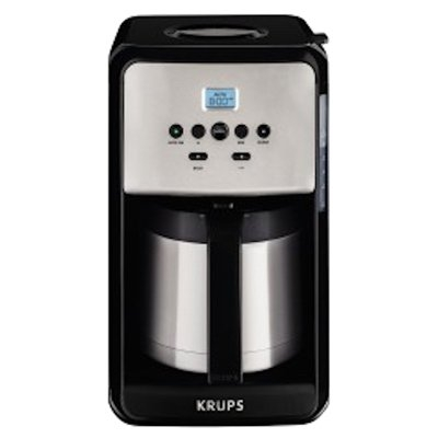 Image of Savoy 12-Cup Coffeemaker, Stainless Steel