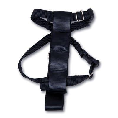 Ultimate Travel Dog Harness, Black, Large
