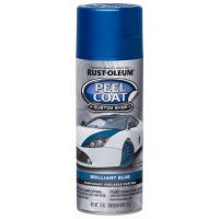 Custom Shop Automotive Spray Paint, Blue, 11-oz.