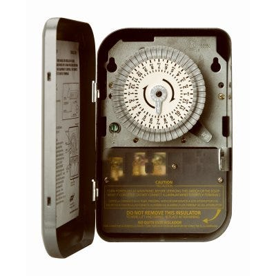 Heavy Duty Mechanical Timer