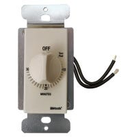 In-Wall 30-Minute Switch Timer, Almond
