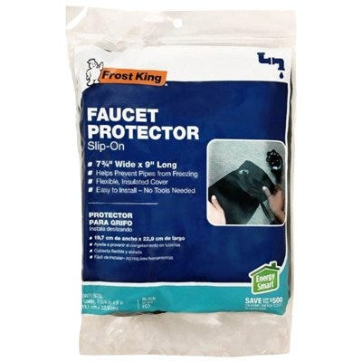 Padded Sock Faucet Cover