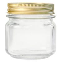 Glass Canning Jars, 2-Pt., 12-Pk.