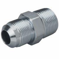 Pipe Union, Steel, Male, 5/8 x 15/16-16 x 3/4-In.