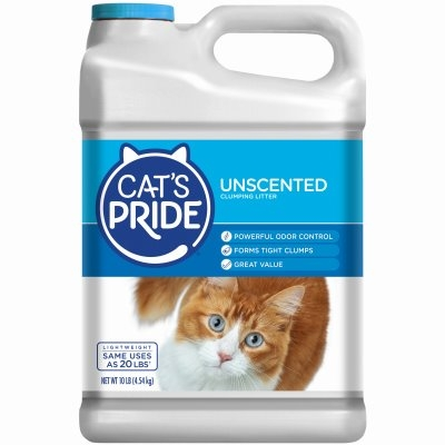 Image of Unscented Litter, 10-Lbs.
