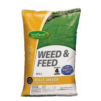 Weed & Feed, 28-0-3 Formula, 5,000-Sq. Ft. Coverage