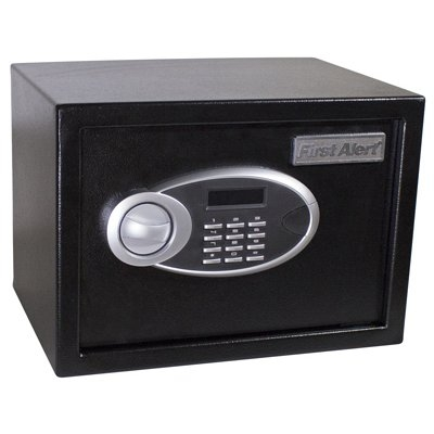 Image of Anti-Theft Safe, .57-Cu. Ft., 20-Lbs.