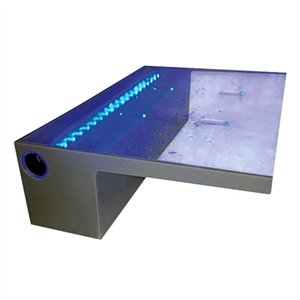 Image of LED Lighted Waterfall Spillway, 12-In.