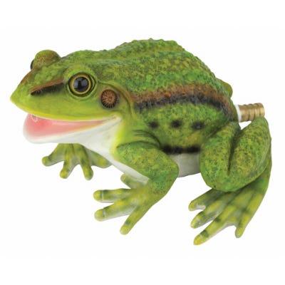 Frog Spitter, Resin