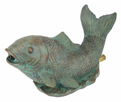 Image of Fish Spitter, Resin