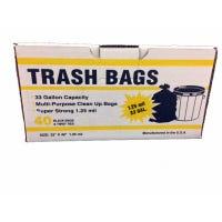 Large Trash Bags, 33-Gal., 40-Ct.