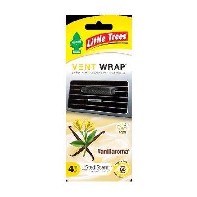 Image of Vanillaroma Vent Wrap Air Freshener, 4-Pk.