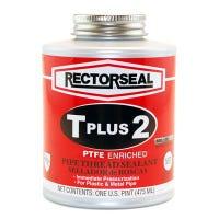T Plus 2 Pipe Thread Sealant, 16-oz.