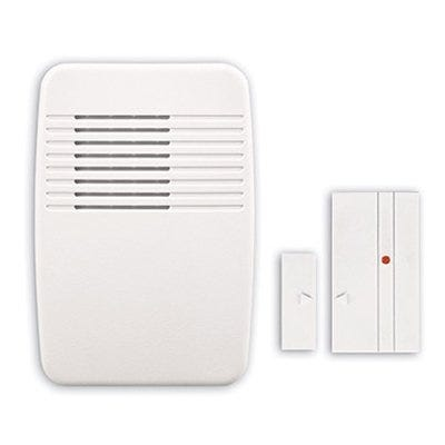 Wireless Entry Alert Kit, White