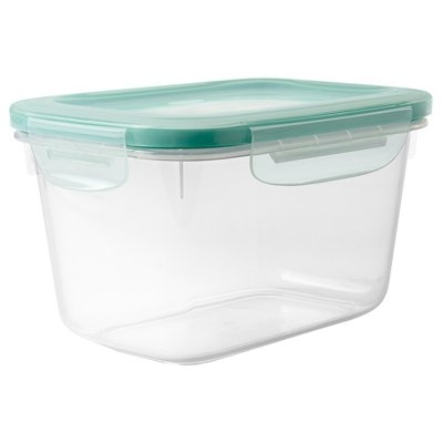 Image of Plastic Food Storage Container, 6.2-Cups