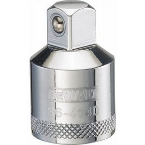 Impact Socket Reducing Adapter, 1/2-In. Female x 3/8-In. Male Drive
