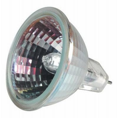 Halogen Quartz Spot Light Bulb, 275-Lumens, 20-Watts