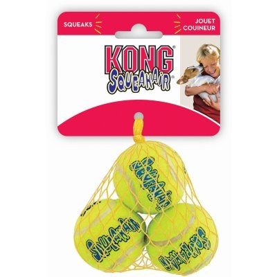 Image of Air Dog Tennis Balls Dog Toy, Small