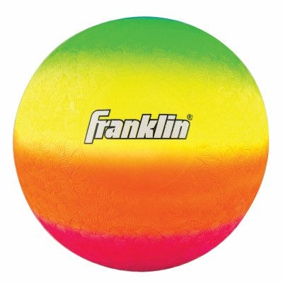 Sport Ball, Vibrant Color, 8.5-In.