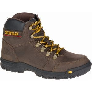 Outline Work Boot, Oiled Leather Upper, Men's 8 Medium