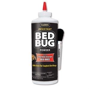 Bed Bug Black Powder 4-oz.