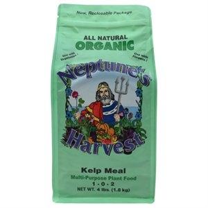 Image of Organic Kelp Meal Fertilizer, 1-0-2 Formula, 4-Lbs.