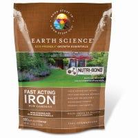 Iron Plus AST Polymer Plant & Shrub Fertilizer, 2.5-Lbs., Covers 400-Sq. Ft.