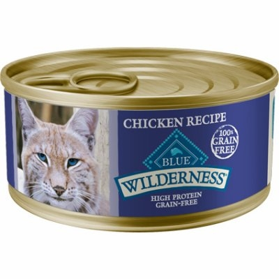 Image of Mature Cat Food, Chicken, 5.5-oz.