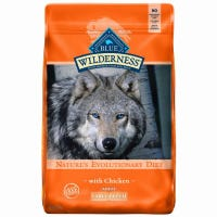 Wilderness Large-Breed Dog Food, Chicken, 24-Lbs.