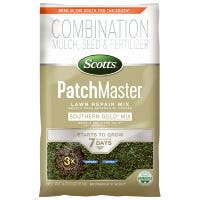 Patchmaster Lawn Repair Mix, Southern Gold, 4.75-Lbs.