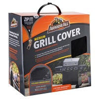 Grill Cover, 58 x 25 x 45-In.