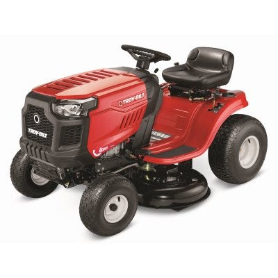 Riding Lawn Tractor, 17-HP Kohler Engine, 42-In. Twin-Blade Deck