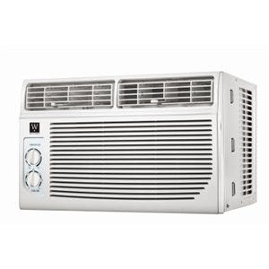Mechanical Window Air Conditioner, 8,000 BTU/Hour