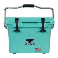 Cooler, Seafoam Green, 20-Qt.