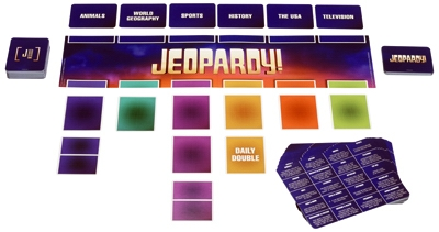Image of Jeopardy Card Game