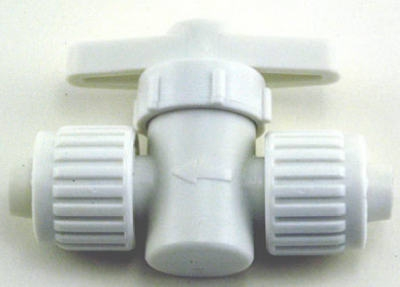 Image of Straight Stop Valve, .5 x .5-In. PEX