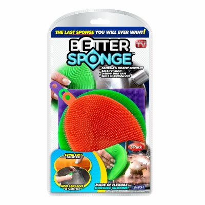 Image of Better Sponge, 3-Pk., As Seen On TV