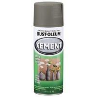 Cement Spray Finish, 12-oz.