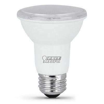 LED Light Bulbs, E26, Par 20, 500 Lumens, 7-Watts, 3-Pk.