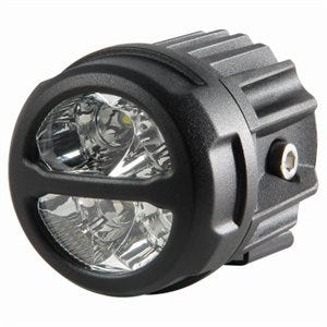 LED Off Road Spot Lamp, 3-In. Round, 20-Watt
