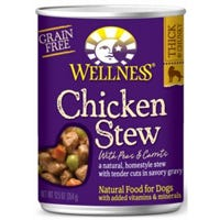 Dog Food, Chicken Stew With Peas & Carrots, 12.5-oz.