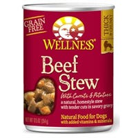 Dog Food, Grain Free Beef Stew With Carrots & Potatoes, 12.5-oz.