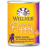 Just For Puppy Natural Food, 12.5-oz.