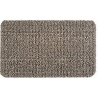 AstroTurf Scraper Doormat, Earth Taupe 18 x 24-In.