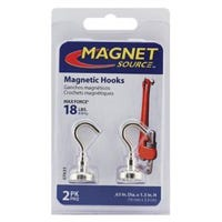 Magnetic Hook, #18, 2-Pk.